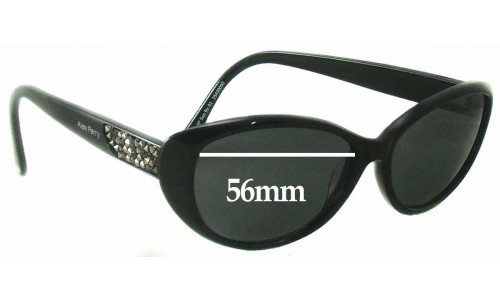 Alex Perry AP SunRx 01 New Sunglass Lenses - 56mm Wide
