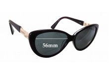 Sunglass Fix New Replacement Lenses for Alex Perry AP Sun Rx 11 - 56mm Wide