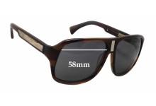 AM Eyewear Bob Replacement Sunglass Lenses - 58mm wide