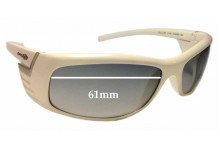 Arnette Coaster 4105 Replacement Sunglass Lenses - 61mm wide