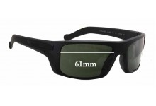 Arnette Conjure AN4198 Replacement Sunglass Lenses - 61mm wide