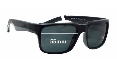 Arnette D Street AN4211 Replacement Sunglass Lenses - 55mm wide