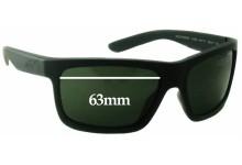Arnette Easy Money AN4190 Replacement Sunglass Lenses - 63mm wide