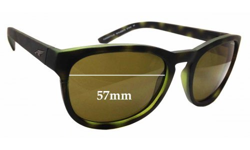 Arnette Pleasantville AN4219 Replacement Sunglass Lenses - 57mm wide