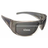 46e3eeb864 Sunglass Fix New Replacement Lenses for AN4122 Arnette Wanted - 62mm wide