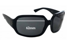 Sunglass Fix New Replacement Lenses for Blinde Bagel - 62mm Wide