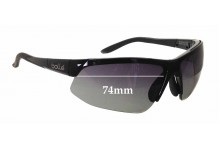 6b271ceae9 Sunglass Fix Replacement Lenses for Bolle Breakaway - 74mm wide - 45mm tall
