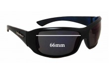 Bomber ST103 Stink-Bomb Replacement Sunglass Lenses - 66mm wide