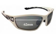 Briko 014173 Replacement Sunglass Lenses - 62mm Wide
