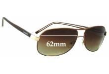 Blue Juice BJ203 Replacement Sunglass Lenses - 62mm wide