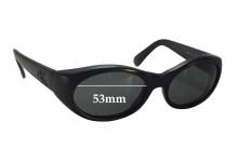 Calvin Klein CK3002 Replacement Sunglass Lenses - 53mm wide
