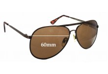 The Cancer Council Australia Prospect Replacement Sunglass Lenses - 60mm wide