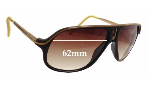 Carrera Safari  / A Replacement Sunglass Lenses - 62mm wide