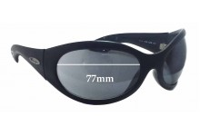 Champion SH8 Replacement Sunglass Lenses - 77mm wide