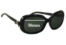 Chanel 5170 Replacement Sunglass Lenses - 58mm wide