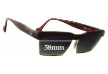 Christian Lacroix 7318 New Sunglass Lenses - 58mm Wide