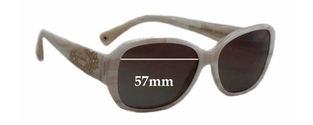 93f83acac77 ... amazon coach reese sunglasses 8ba3b 54598 get coach reese l022  replacement sunglass lenses 57mm wide 707b1 35f00 ...