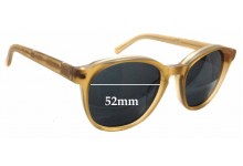 Colabs ASkill Projects New Sunglass Lenses  - 52mm wide