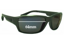 Converse Big Air Replacement Sunglass Lenses - 64mm wide