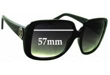 Cartier Paris 104 New Sunglass Lenses - 57mm wide