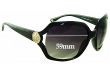 Coach Marilyn Replacement Sunglass Lenses - 59mm wide
