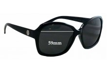 DKNY DY4087 Replacement Sunglass Lenses - 59mm Wide