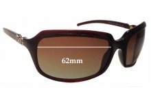 Sunglass Fix New Replacement Lenses for Dolce & Gabbana DD2192 - 62mm Wide