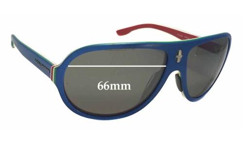 Dolce & Gabbana DG4083 Replacement Sunglass Lenses - 66mm wide
