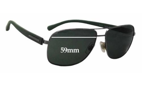 Dolce & Gabbana DG2122 Replacement Sunglass Lenses - 59mm wide