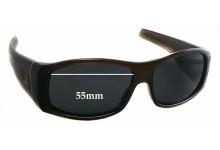 Dragon Faction  New Sunglass Lenses - 55mm wide x 31mm tall