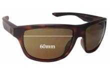 Dragon Haunt New Sunglass Lenses - 60mm wide