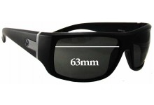 Dragon Vantage H2O Floatable Replacement Sunglass Lenses - 63mm wide
