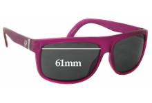 Dragon Wormser New Sunglass Lenses - 61mm wide