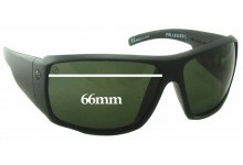 Electric D. Payne Replacement Sunglass Lenses - 66MM wide