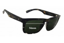Electric Mainstay Replacement Sunglass Lenses - 54mm wide - 44mm tall