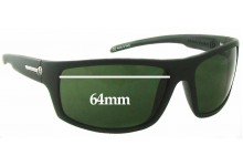 Electric Tech One Replacement Sunglass Lenses - 64mm wide