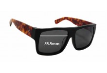 Filtrate Sushi Replacement Sunglass Lenses - 55.5mm wide x 42mm tall