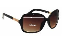Fiorelli Lorelle Replacement Sunglass Lenses - 60mm wide