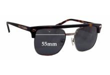 Flint Elsotsday Replacement Sunglass Lenses - 55mm wide