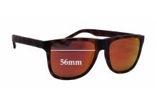 Gant GS 7020 Replacement Sunglass Lenses - 56mm wide