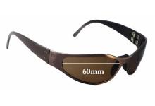 Gatorz Demora Replacement Sunglass Lenses - 60mm wide