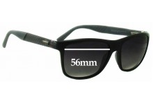 Sunglass Fix Replacement Lenses for Gucci GG1047/N/S - 56mm Wide