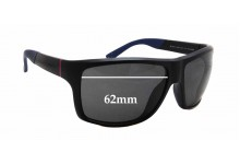 Sunglass Fix Replacement Lenses for Gucci GG1410/S - 62mm wide