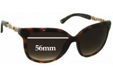Jimmy Choo Bella S Replacement Sunglass Lenses - 56mm wide