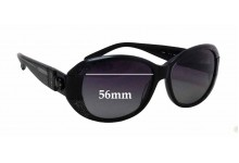 Jimmy Choo Kai/S Replacement Sunglass Lenses - 56mm wide