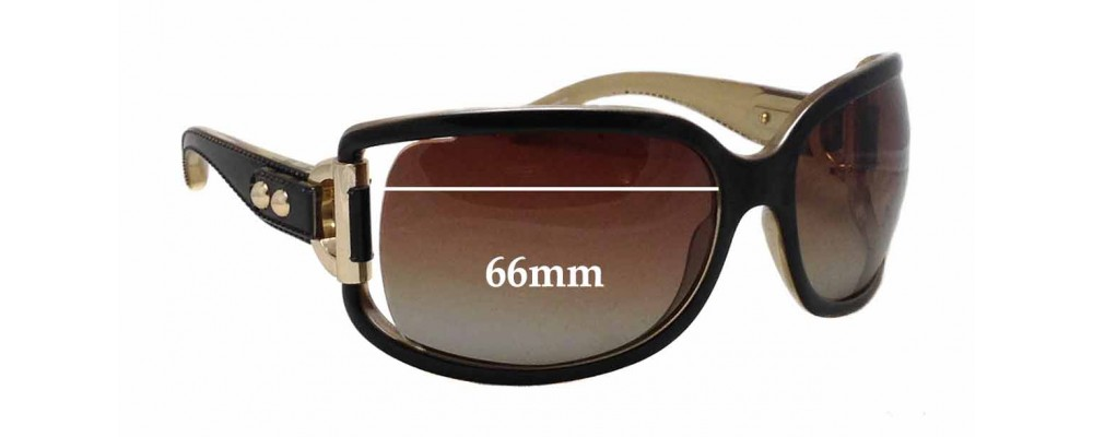 fefd93b33f Jimmy Choo Roka S Replacement Lenses - 66mm wide