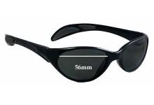 Julbo Aquapolar Replacement Sunglass Lenses - 56mm wide