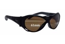 Julbo Explorer Replacement Sunglass Lenses - 61mm wide