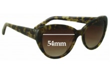Kate Spade Inga/S Replacement Sunglass Lenses - 54mm wide