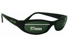 Killer Loop Incog 4125 Replacement Sunglass Lenses - 57mm wide